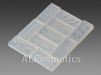 Wholesale 10 X DIY D UV Gel Acrylic Powder Silicon Mould