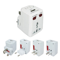 Wholesale Gotone Travel Adaptors with USB Conversion plug Multifunction Adaptors apply to Country