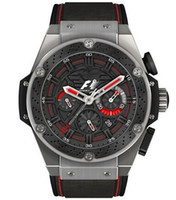 Wholesale 2013 Big Bang King Power F1 mm BLACK sports Fashion dive new men watch Automatic Luxury stainless