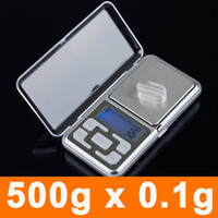 Wholesale 10pcs Mini Electronic Pocket g x g Jewelry Digital Balance Weighing Scale