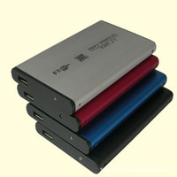 Wholesale USB SATA hard disk driver HDD case enclosure mobile disk case