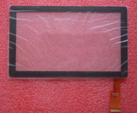 Wholesale Front Touch Screen Glass Digitizer Replacement For Q88 Allwinner A13 quot Tablet PC