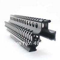 Wholesale 10pcs Tactical Saiga Quad Rail System w Front Forarm Short Vertical Grip