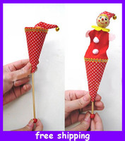 Wholesale Hot Best Funny Cute Clown Doll Laughing Toys For Baby Kids Children Clown Toys