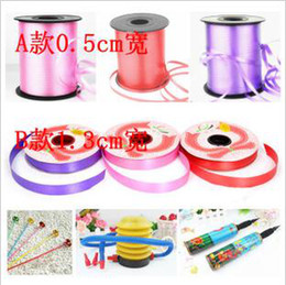 Wholesale Romantic wedding of essential supplies accessories creative balloon ribbons variety of mul