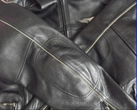 Jackets Leather Windproof speacial S-XXXL all have!Men's 110th years limited genuine Leather Jacket( 97145 2013),motorcycle jacket