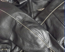 Wholesale speacial S XXXL all have Men s th years limited genuine Leather Jacket motorcycle jacket