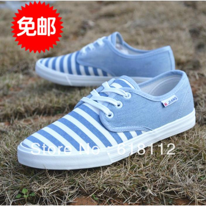 Women Shoes Lady Canvas Shoes Sneaker Canvas trainers Denim Fabric Loafers