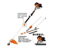 Wholesale 4 in multifunction gasoline chain saw hedge trimmer long brush cutter pole chain saw Craftsman gas powered