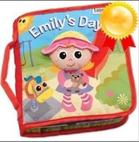 Wholesae lamaze le Rama Zerbe livre Habitudes de livres de tissu enfants jouets Fairy tale storybook 5pcs