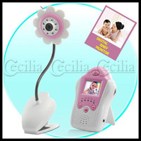 Wholesale 1 inch wireless baby monitor GHz digital Video camera with night vision