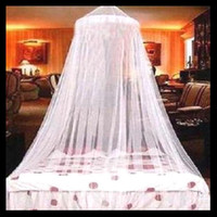 Children Twin Circular 40 pcs lot Brand New Hot Sale Graceful Mosquito Net Elegant Lace Bed Curtain Netting Canopy #1876
