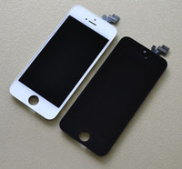 Wholesale 100 Original For iphone G LCD Display With Touch Screen Digitizer For iPhone home button Assembly Replacement