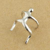 Unisex Clip-on & Screw Back  Wholesale - Hot sale Ear Cuff Punk Style Unisex Earrings