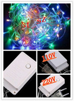 Wholesale 10pc M FT LED LED String Light For Xmas Christmas Fairy Wedding Party