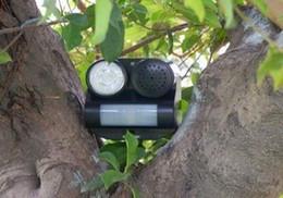 Wholesale Garden PIR Sound amp Flashlight Animals Bats Birds Repeller Repellent