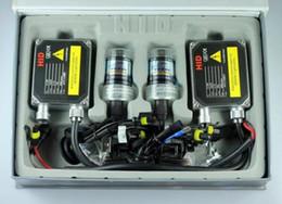 Wholesale - 35W HID Slim Conversion Xenon Kit H1 H3 H4 H6 H7 H8 H8 H10 H11 H13 Ballast Bulbs 6000K