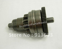 Wholesale In stock Starter Motor Clutch Gear Assembly Bendix Gy6 cc Qmb Scooter Atv