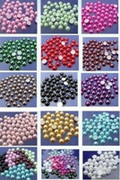 Wholesale 20 OFF Imitation pearls for nails shell phone Fashion jewelry mm