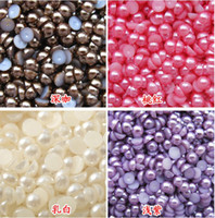 Wholesale 20 OFF Fashion jewelry Imitation pearl for nails mobile phone shell mm mm