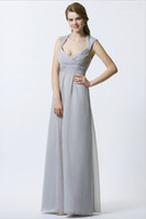 Cheap Reference Images bridesmaid dresses Best Ruffle Cap Sleeves bridal dresses