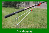 Wholesale New Practical Fishing Accessory Adjustable Rod Pole Bracket Holder Fishing Tools gifts