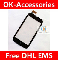 Wholesale Digitizer Touch Screen For Nokia Lumia N610 Repair Assembly Free DHL EMS