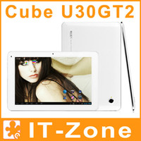10 inch cube u30gt2 - Cube U30GT2 Peas Quad Core RK3188 GHz IPS Bluetooth Android GB GB MP Camera HDMI
