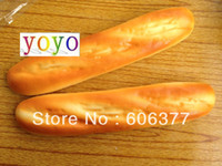 Universal squishy - super squishy cm new jumbo scented long French bread squishy wrist pad