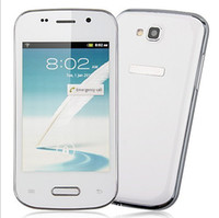 Wholesale Mini White Android Version CPU Chip MTK6515M inch Capacitive Touch Screen Mobile
