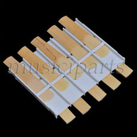 Wholesale 10 Eb Alto Sax Saxophone Reeds Strength Sax parts sax accessories high quality FREESHIPPING