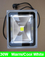 Wholesale 30W LED Flood Light Projection Lamp Landscape Floodlight Outdoor Warm Cool White V BEST