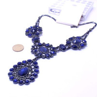 Wholesale 10 discount Brand New Fashion Statement Bubble bib acrylic necklace pendant lady jewelry