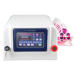 Wholesale Super Diode Lipo Laser slimming LED Lipolysis Liposuction Cavitation Machine Body Contour LLLT B
