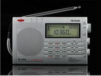 Wholesale Tecsun PL660 Digital FM Radios AM FM SW Air SSB Radios Synchronous FM MW LW amp SW Radio H890