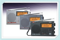 Wholesale PL TECSUN FM Stereo SW MW LW Shortwave SSB PLL Synthesized Receiver Digital MultiBand Radio Rece