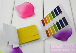 Wholesale 80pieces pH Meters Indicator Test Strips Paper Litmus Tester Urine Saliva S561