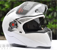 Wholesale New Arrivals Best Sales Safe Motorcycle Helmets Flip up helmet with inner sun visor everybody afford top sale