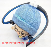 Wholesale OEM High quality Stereo Wireless Bluetooth Headset Headphone Sport bluetooth Earphone S9