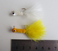 Wholesale jig head lead fly fly lures head fishing fly lure wet fly bag