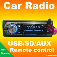 Wholesale Great quality Car Radio FM MP3 player with USB SD slot Remote control