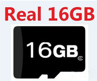 Wholesale g Real Full GB Micro SD SDHC Memory Class TF Card Blister Retail Packaging