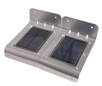 Wholesale Best Price Waterproof Garden Wall Lamp LED Solar Power Sound Sensor Detector Light
