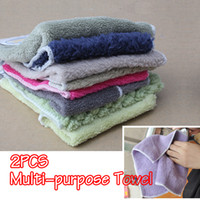 Wholesale Best Price Fiber Towel House Cleaning Microfiber Polish Cloth Clean Universal Nano Towel