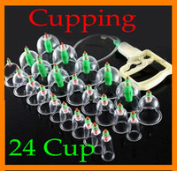 Wholesale China s cup Cupping set With magnetic treatment of warhead magnetic treatment handle