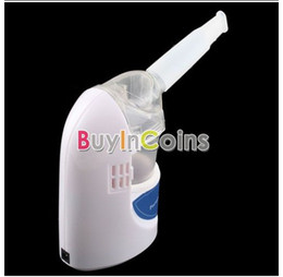 Wholesale Portable Ultrasonic Nebulizer Nebuliser Handheld Adult Kid Respirator Humidifie