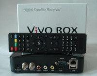 Wholesale Azbox Bravissimo Satellite Receiver Twin Tuner Support Nagra3 Decoder Az Box Bravissimo HD