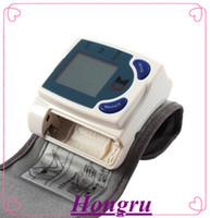 Wholesale TOP selling brand new Digital Wrist Blood Pressure Monitor amp Heart Beat Meter