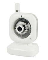 Wholesale Wireless WiFi Dual Audio IR Night Vision CCTV Security Surveillance Webcam Network IP Camera F2036A