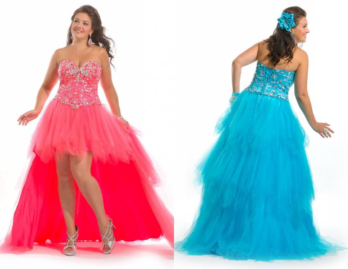 Prom Dress Fashion for Overweight Girls_Other dresses_dressesss